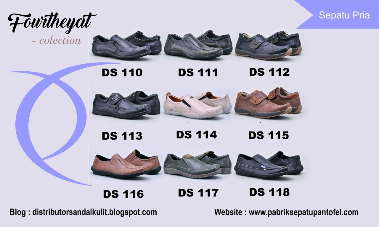 Pabrik Sepatu Murah Meriah Berkualitas – Jual Grosir ...